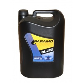PARAMO OL-J 22 (ISO VG 22)