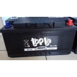 Topla Start 12V 99Ah 800A Jobb+