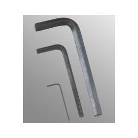 Imbuszkulcs (L-alakú) 7-es